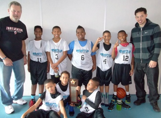 MLK 3rd Elite Champions Rotary Style Blue
