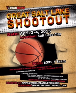 Great Salt Lake Shoot-Out April 3-4, 2015