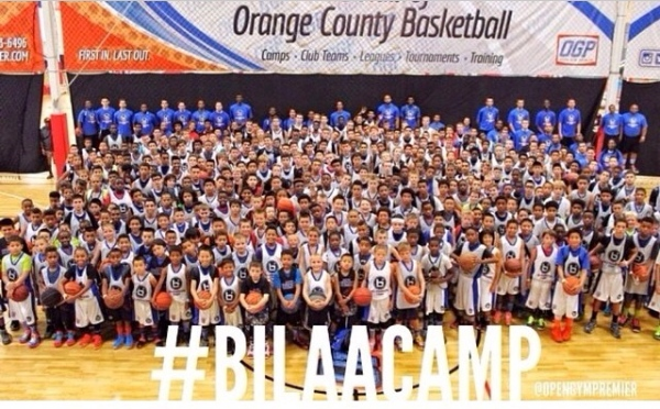 Ballislife Junior  All-American Camp July 31- August 2, 2015