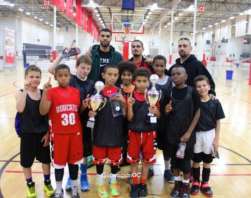 ESP Bobcats 10U Gold Champs