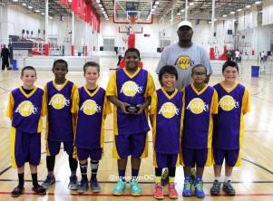 Irvine Lakers 11u