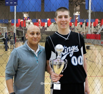 Riley Battin 14u MVP
