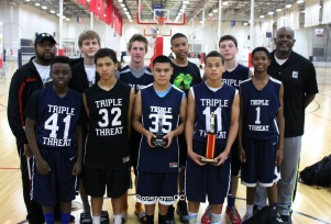 Triple Threat 14u