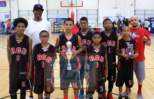 12U Gold RC Bulls