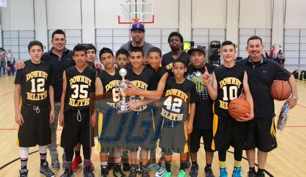 13U Bronze Downey Elite
