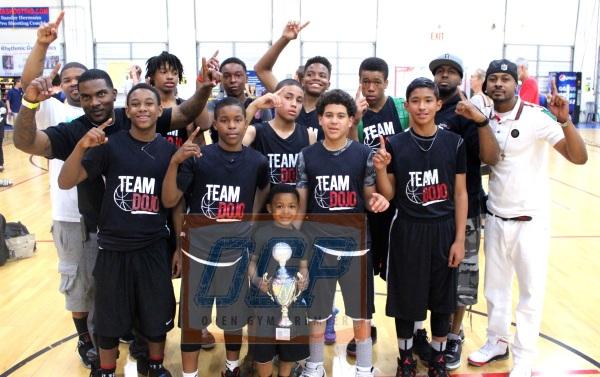 13U Gold Team Dojo