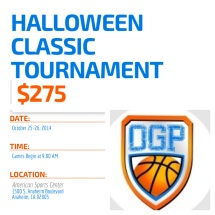 Halloween Classic October 25-26, 2014