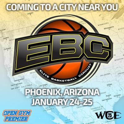 Elite Basketball Circuit January 24-25, 2015 (Phoenix, AZ)